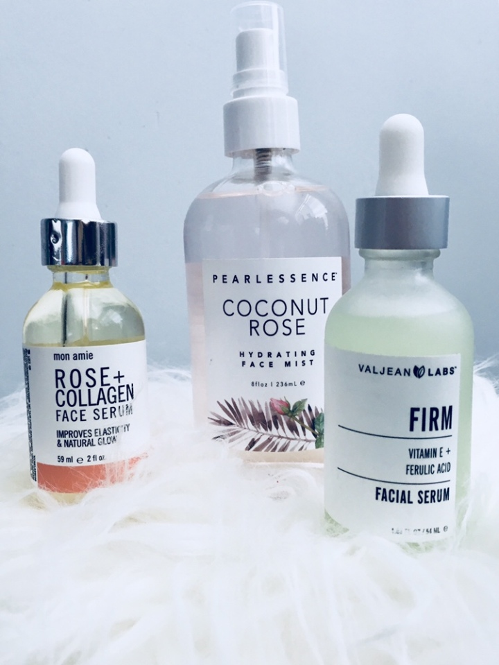 Spring Skincare Remix :: Serums & Face Mists